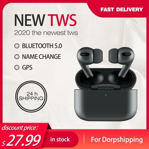 Newest Auriculares Air 3 Pro TWS Wireless Headset Bluetooth Earphone Headset Smart Touch Air Earbuds BlackPro 3 wholesale(China)