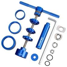 Mountain Bicycle Bottom Bracket Hub Bike Axis Removal Tool BB86 PF30 92 386 Press Installation Disassembly Kit Set Tool
