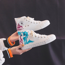 Women Canvas Shoes Fashion Spring Women Casual Shoe