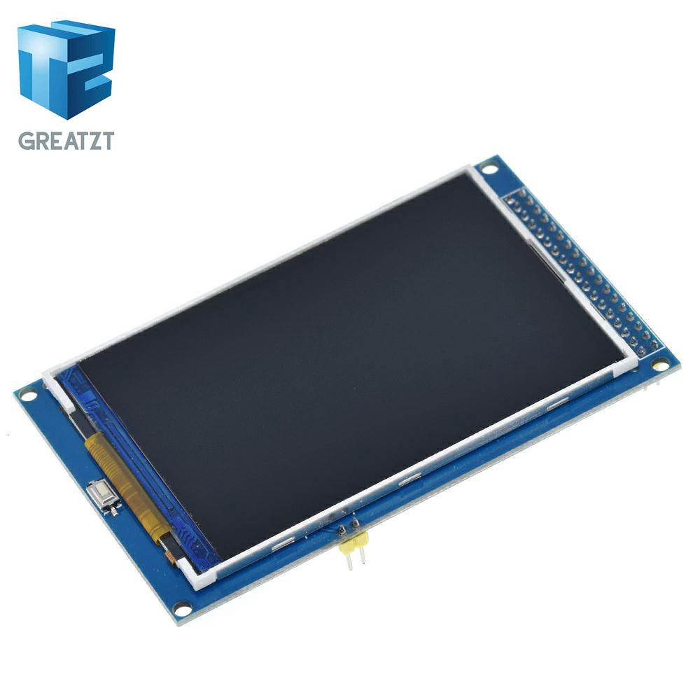 GREATZT  3.5 Inch TFT LCD Screen Module Ultra HD 320X480 For Arduino MEGA 2560 R3 Board
