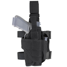 Tactical Hunting Airsoft Combat Universal 92 M9 1911 Adjustable Right Drop Leg Thigh Holster Nylon Gun Pouch Pistol  Accessories universal durable adjustable nylon leg mounted gun holster for pistol black