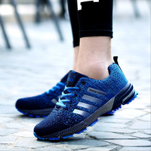 New Trend Running Shoes Mens Womens Sneakers Breathable Air Mesh Shoes Sport Runing Shoes women s sneakers ugly sneakers dino albat rc06 1252 5 summer runing shoes sport shoes textile for female ship from russia