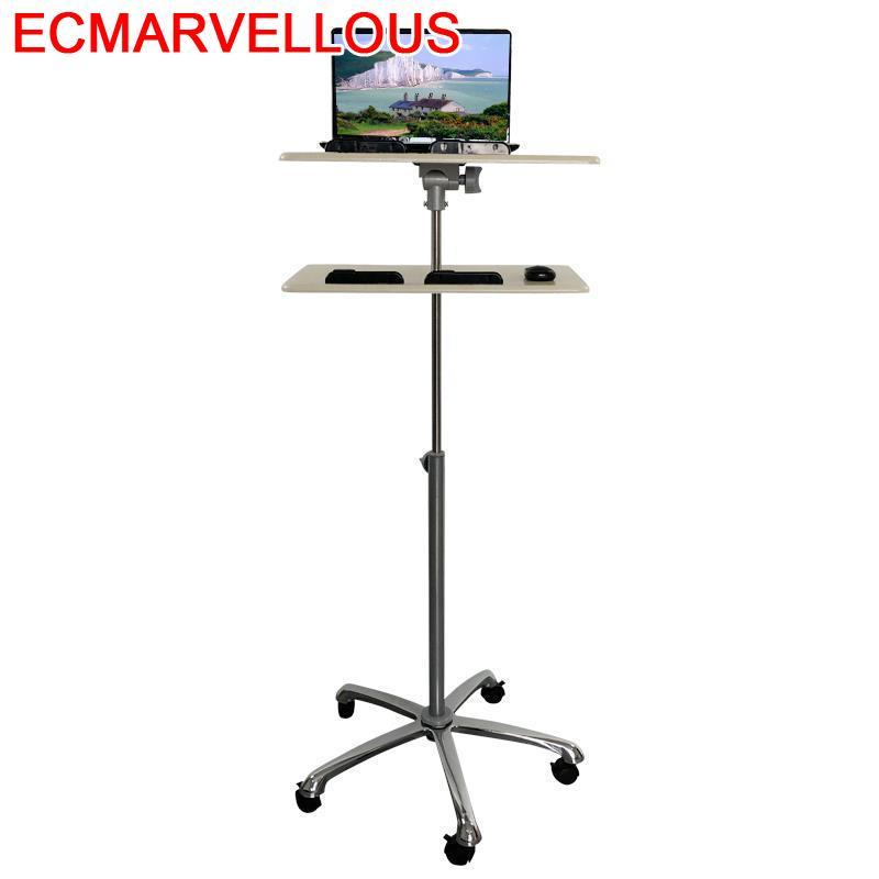 Small Escrivaninha Scrivania Ufficio Office Pliante Mesa Dobravel Adjustable Bedside Laptop Stand Study Table Computer Desk
