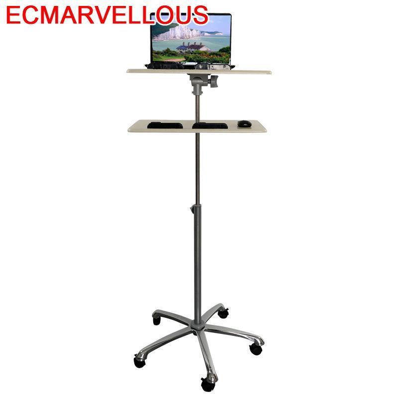 Small Escrivaninha Scrivania Ufficio Office Pliante Mesa Dobravel Adjustable Bedside Laptop Stand Study Table Computer Desk