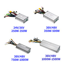 Ebike-Controller Mosfet Accessorice Electric-Bike 250W 1500W 350W Brushless 24V 36V 48V