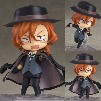 Stray Dogs Anime Figure Action Toys #676 Nakahara Chuya Anime Action Figure Toy Action Figures Action Figure Anime Hot Toys