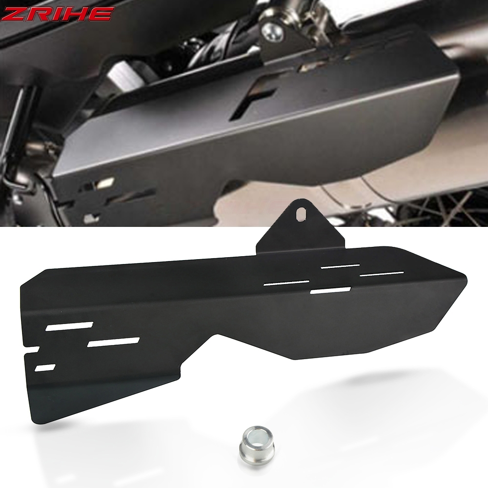 Motorcycle accessories exhaust pipe crash Protector For <font><b>BMW</b></font> <font><b>F</b></font> 650 <font><b>700</b></font> 800 <font><b>GS</b></font> F700GS F800GS Adventure anti-scalding protection image