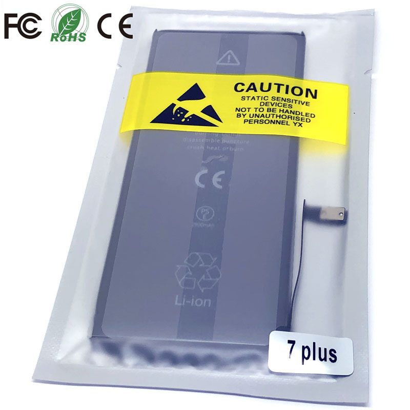 7Plus new 0 cycle seal <font><b>oem</b></font> high capacity mobile phone <font><b>battery</b></font> pack for apple <font><b>iphone</b></font> <font><b>7</b></font> plus <font><b>iphone</b></font> 7plus iphone7plus bateria lot image