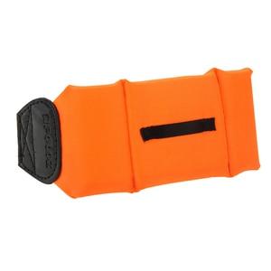 Image 4 - Accesorio para GoPro buceo natación flotante Bobber correa para mano y muñeca para Go Pro Hero 4 5 6 7 Sjcam Sj4000 D20 D30 Action Cam