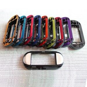 Image 1 - Kunststoff + Aluminium Hard Case Haut schutzhülle für PSV PS Vita 1000