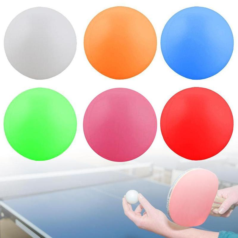 10pcs White Beer Pong Balls Balls Ping Pong Balls Washable White Table Ping Drinking Pong Tennis Ball Practice V6N1