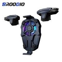 Mando de juegos con capacitancia para móvil, Joystick Plug and Play para iOS /Android, Control de gatillo L1R1, juego PUBG Fire Shooter