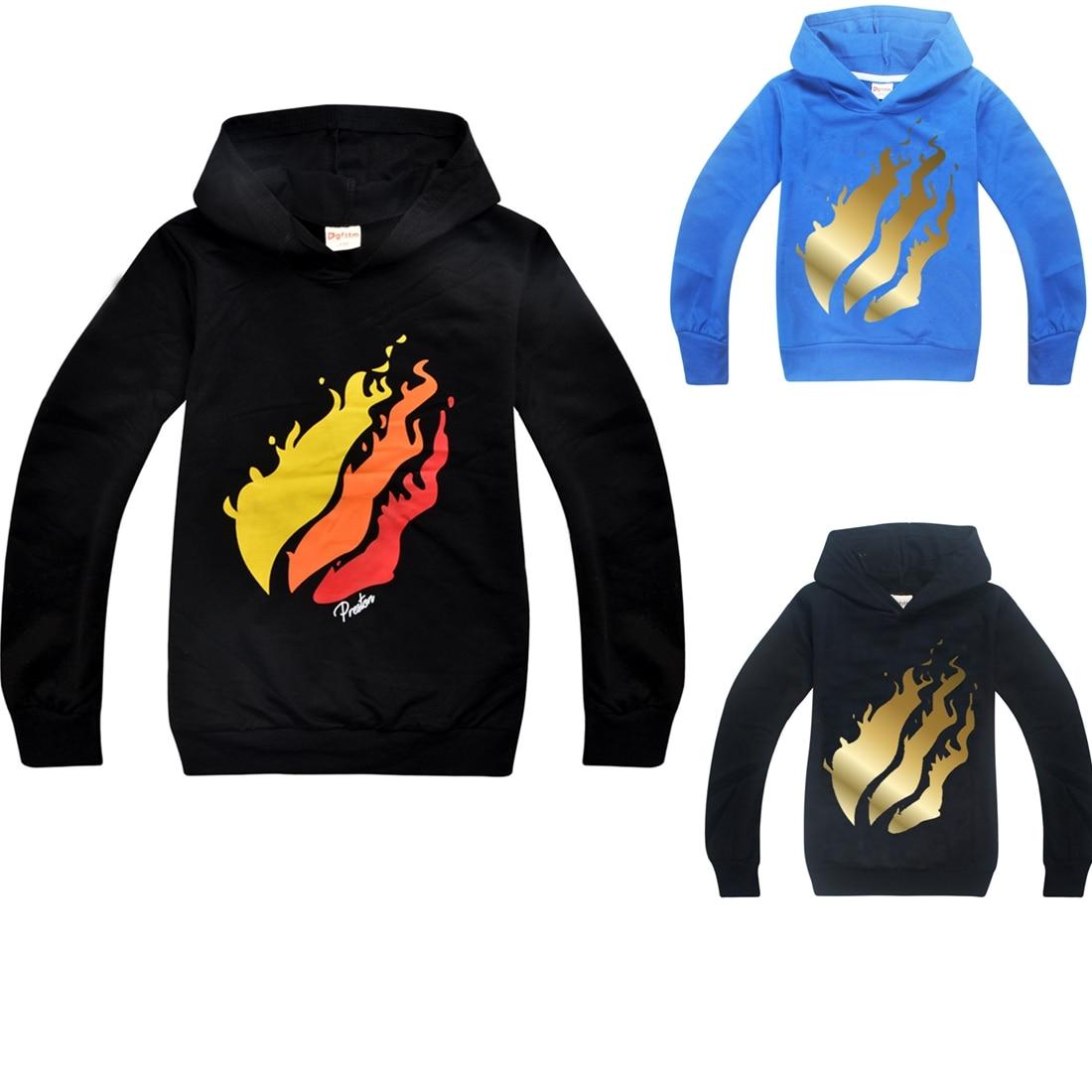 Kids Prestonplayz hoodie Youth Unspeakable sweatshirt Youth Hoodie prestonplayz