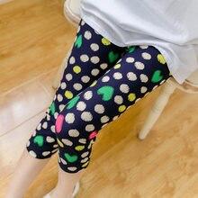 Женские леггинсы viianles сексуальные короткие брюки с принтом
