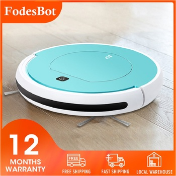 Best Quality Robot Vacuum Cleaner Smart Sweeping Robot Wireless Rechargeable Wet Mopping Run 120mins Mopping Robot Smart Robot