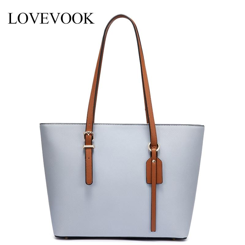 LOVEVOOK Women Handbag Classic Totes Bags For Ladies Large Capacity Shoulder Bags For Work/school Luxury Handbags Designer 2020