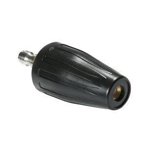 "Image 4 - Buse Turbo rotative 1/4 ""raccord rapide nettoyeur haute pression accessoire 360 degrés buse Turbo 4000 Psi"