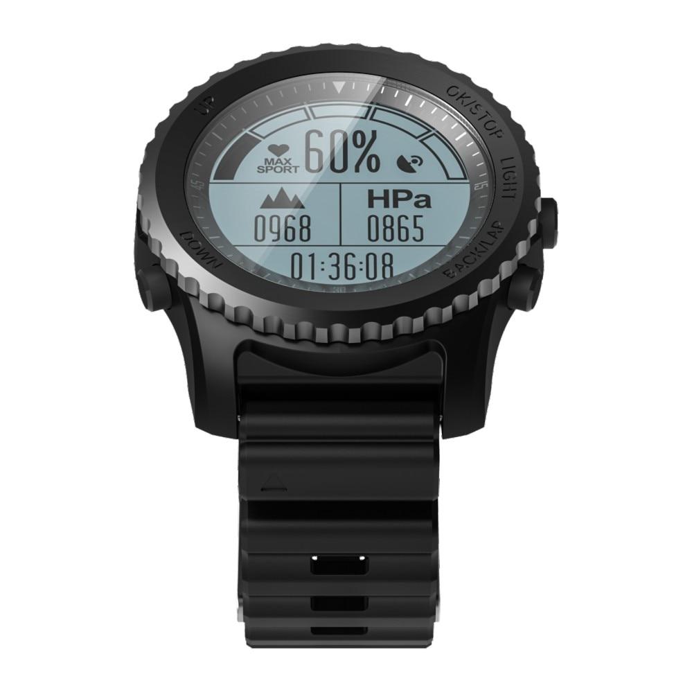 Smartch новые S968 водонепроницаемые IP68 Смарт часы Bluetooth спортивные часы Поддержка gps монитор сердечного ритма мульти спортивные умные часы - 5