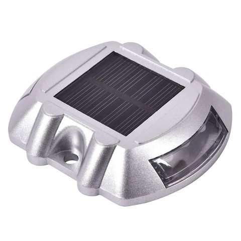 8 pacote de energia solar branca luzes