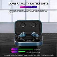Get more info on the Bluetooth Earphone HIFI Wireless Headset Sport Twins Ear Stereo Earpbuds