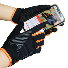 Unisex Touchscreen Autumn Thermal Warm Cycling Bicycle Bike Ski Outdoor Camping Hiking Motorcycle Gloves Sports Full Finger(China)