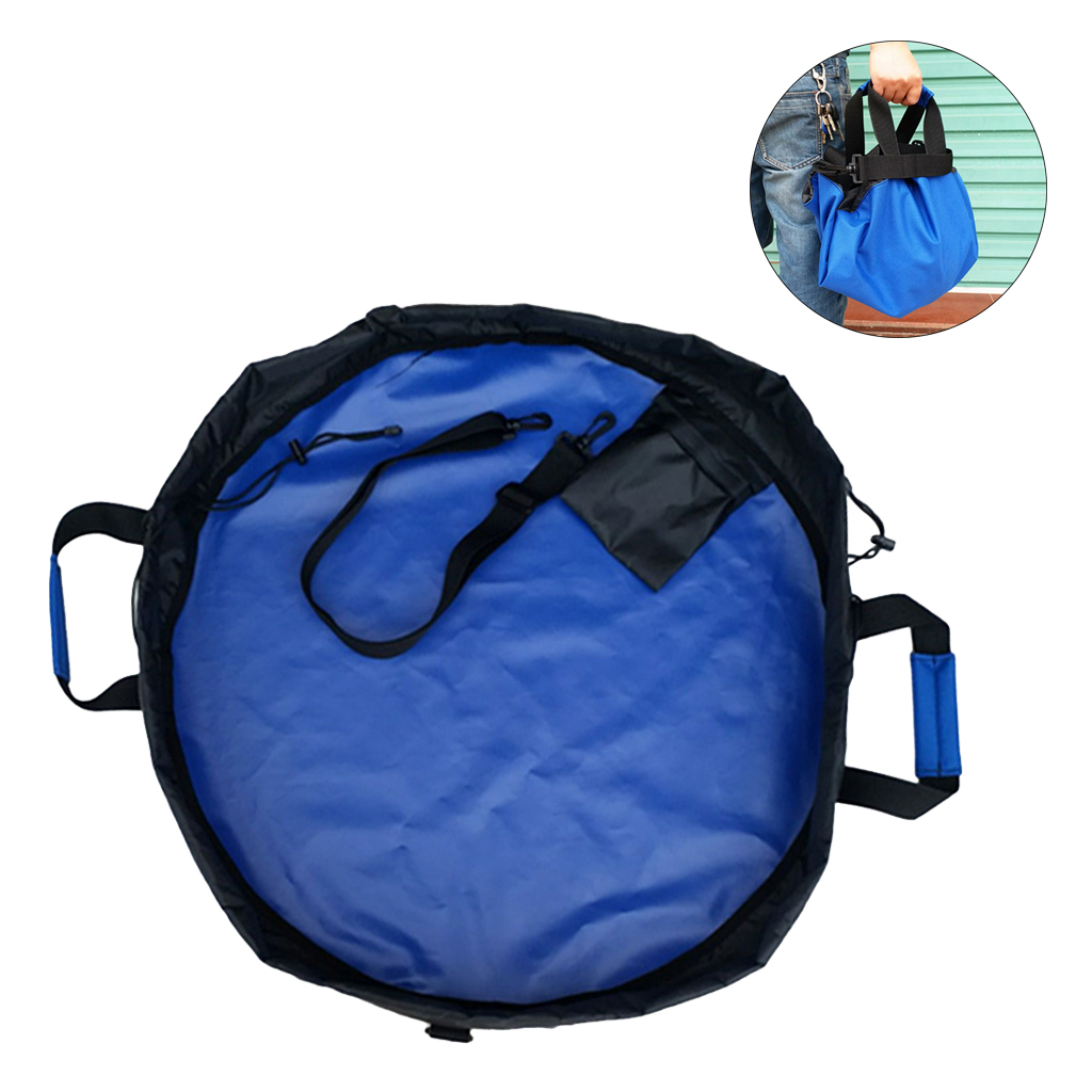 Universal Sand / Mud Proof Wetsuit Changing Mat Wet Bag Waterproof Dry Bag for Adults Kids Surfing Canoeing Kayaking