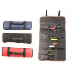 Reel Rolling Tool Bag Pouch Professional Electricians Organizer Multi-purpose Car Repair Kit Bags Storage Kit Hand Bag