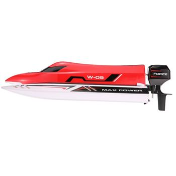 WLtoys WL915 RC Boat 2.4Ghz 2CH 45km/h Brushless High Speed Racing Boat Model Speedboat Kids Gifts RC Toys 4