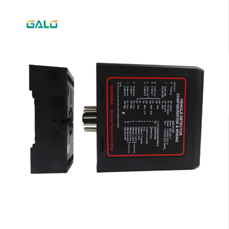 PD132 Inductive Vehicle Loop Detector Controller Module, Loop Sensor For Vehicle Maintenance, Access Control Of Parking Lot