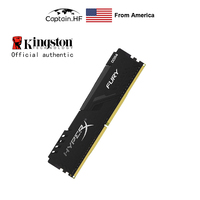US Captain Memory Module DDR4-2666 CL16 288-Pin DIMM for Desktop, 8GB 16GB Support Extreme Memory Profiles