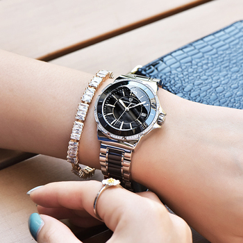 PAGANI DESIGN Ladies Dress Quartz Watches Relogio Feminino Diamond Gorgeous Analog Display Ceramic Wristwatch Women Reloj Mujer