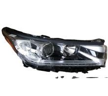 Factory High Quality various styles auto car head Lamp car  lights For Highlander