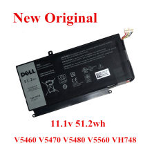 New Original Laptop replacement Li-ion Battery for DELL V5460 V5470 V5480 V5560 5439 VH748 11.1v 51.2wh цена в Москве и Питере