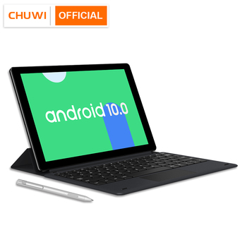 CHUWI HiPad X 10.1 inch Android 10 Tablet PC Helio MT6771 Octa Core LPDDR4X 6GB 128G UFS 2.1 Tablet 4G LTE GPS