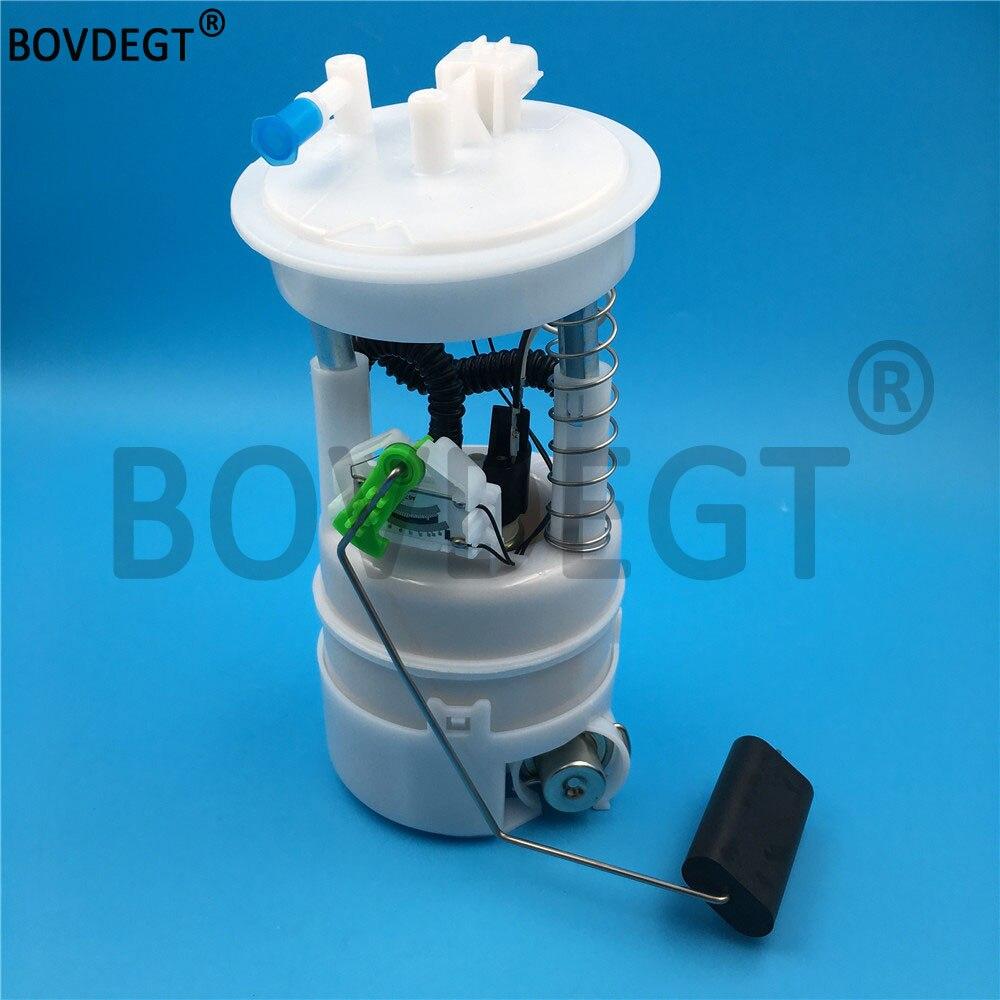 وحدة مضخة الوقود الكهربائية الجمعية لنيسان تيدا هاتشباك C11X صالون SC11X C12 E10684M 17040-CH000