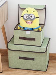 Drawer Organizer Bins Storage-Boxes Clothing Folding Office Toys