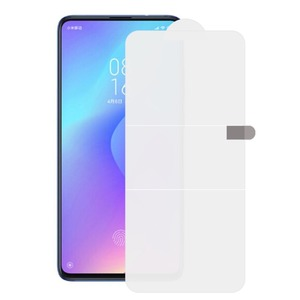 11D для Redmi Note 8 K20 K30 Pro HD мягкая Гидрогелевая пленка для Xiaomi Mi 9 SE 9T CC9 полная защита экрана нано фольга Гелевая пленка