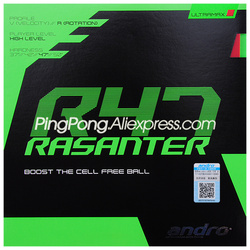 Andro RASANTER R47 Gomma di Ping-Pong Pips-In Originale R47 Ping Pong Spugna