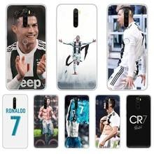 Cristiano Ronaldo CR7 Football star trend hoesjes Transparent Phone Case For XIAOMI Redmi Note 3 4 5 6 7 8 9 9s Pro max 8T 4X max star page 4