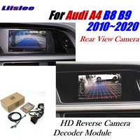Reverse Camera For Audi A4 B8 B9 2011~2020 Interface Adapter Parking Rear Backup Camera Connect Original Screen MMI Decoder