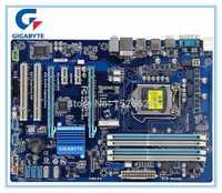 Carte mère PC Gigabyte GA-Z77P-D3 LGA 1155 DDR3 Z77P-D3 cartes HDMI USB2.0 USB3.0 32GB Z77 cartes mères de bureau d'occasion