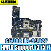 Original New G500s Motherboard For Lenovo G500s VILG1/G2 LA-9902P ( Support For Pentium I3 I5 I7 cpu HM76 )(China)