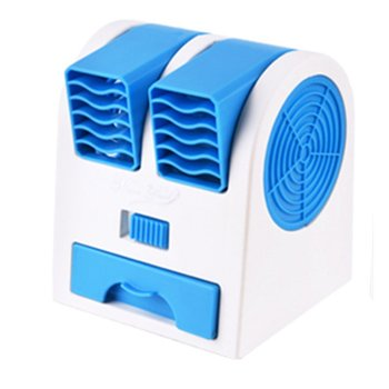 Mini Portable Air Conditioner Artic Air Cooler LED Timer USB Personal Space Cooler Fan Air Cooling Fan Device speed adjustable tower fan mute bladeless fan portable floor stand ventilation fan cooling fan with timer air conditioner 35w