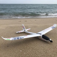 WL XK 5-channel RC Plane Forward-pull Fixed-wing Remote Control Aircraft Glider 3D6G Switch Kid's Toy