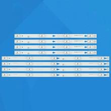 8Pcs Led Backlight Strip Voor Toshiba 49L2600 L49S4900fs 49U7800 49P2US 49L2900 49S405 49S403 49D2900 TOT_49_D2900 D49A620U