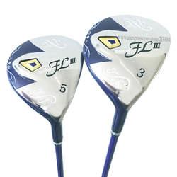 Cooyute 2019 Новый Для женщин Гольф-клубы Maruman FL III гольф-фарватер L Flex графит ручка клюшки для гольфа дерево клубы Бесплатная доставка