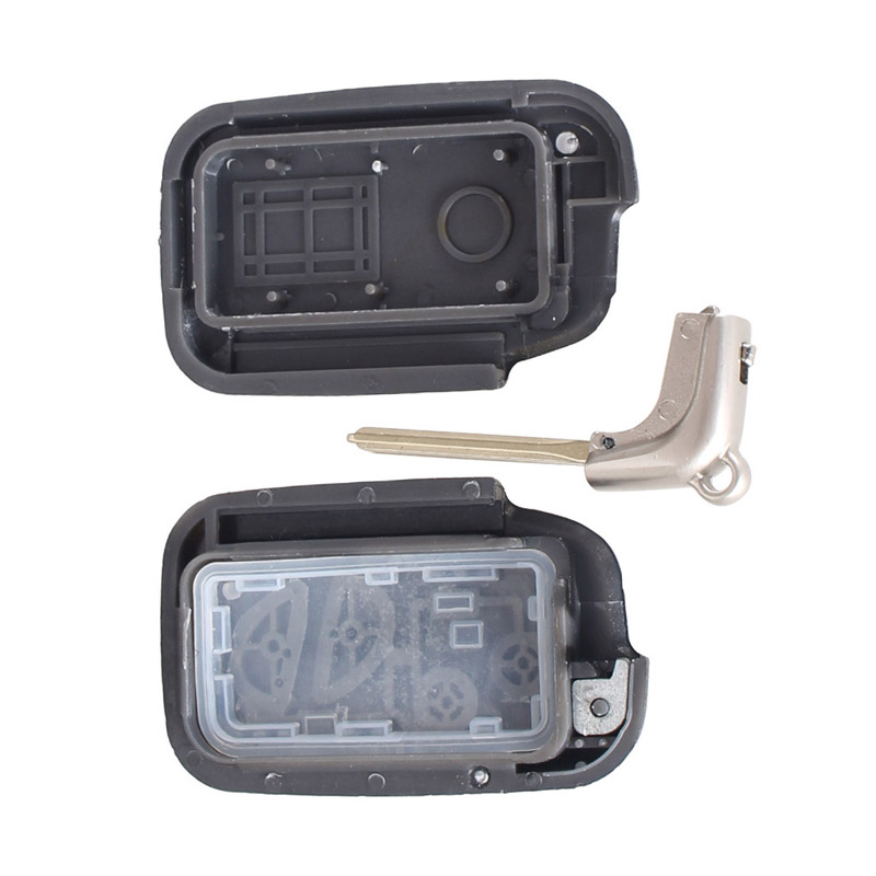 Durable Keyless Remote <font><b>Key</b></font> Fob <font><b>Case</b></font> Shell For <font><b>Lexus</b></font> IS250 <font><b>RX350</b></font> Entry 4-Buttons image