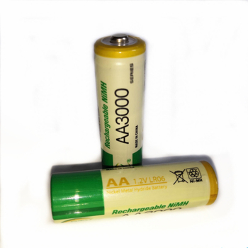 Ladattavat AA-paristot riistakameraan ja tutkapantaan – 2kpl