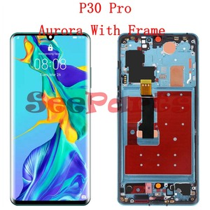 Image 5 - Original For Huawei P30 Pro LCD Touch Screen Digitizer Assembly Huawei P30 LCD display Huawei P30 Pro Display VOG L29 ELE L29