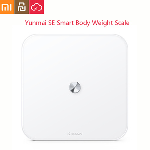 Yunmai SE Smart Body Weight Scale Digital Health Care Tool Smart Bluetooth 4.0 body weight scale BMI data acquisition For xiaomi|Bathroom Scales|Home & Garden -